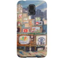TOWER OF CABLE Samsung Galaxy Case/Skin