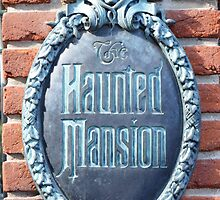 The Haunted Mansion by disneyca
