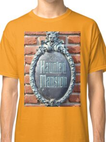 The Haunted Mansion Classic T-Shirt