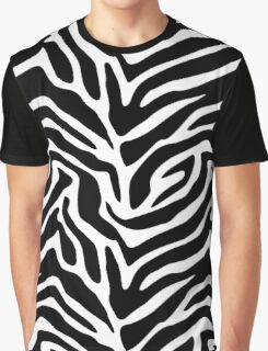 Wild zebra Graphic T-Shirt