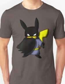 Batchu --- Pikachu as Batman Unisex T-Shirt