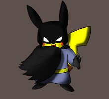Batchu --- Pikachu as Batman Unisex T-Shirt