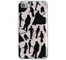 Print-cess Leia & Friends  iPhone Case/Skin