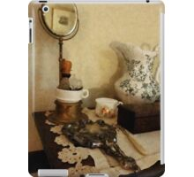 Shaving Brush Mugs And Mirror iPad Case/Skin