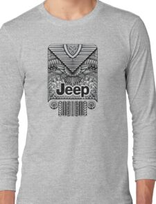 Aztec offroad Long Sleeve T-Shirt