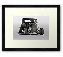 1932 Ford Tudor Sedan Framed Print