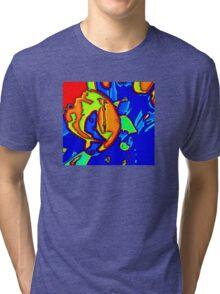 Tropical Tri-blend T-Shirt