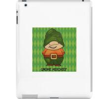 Gnome Mischief (Sneaky3) iPad Case/Skin