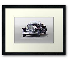 1935 Duesenberg SJ Roadster Framed Print