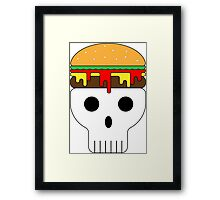 Hungry brains Framed Print