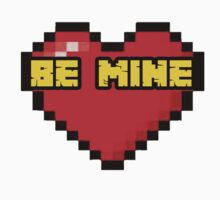 Minecraft Valentines One Piece - Long Sleeve