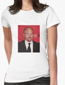 Louis CK Womens Fitted T-Shirt