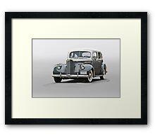 1941 Packard 120 Sedan II Framed Print