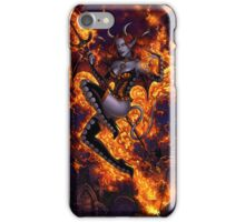 Fire of Halloween iPhone Case/Skin