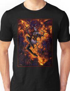 Fire of Halloween Unisex T-Shirt