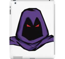 Hooded Evil iPad Case/Skin