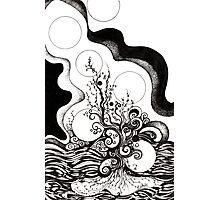 Enigmatic Ocean Photographic Print