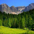 Dolomites in Falcade by annalisa bianchetti
