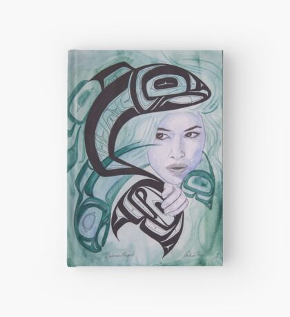 Salmon People Hardcover Journal