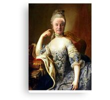 Murray Antoinette Canvas Print