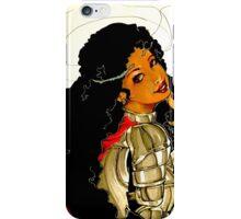 Trickster goddess iPhone Case/Skin