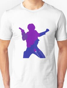 Han Solo Silhouette T-Shirt