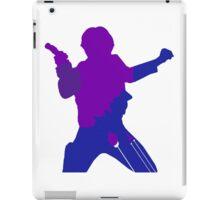 Han Solo Silhouette iPad Case/Skin