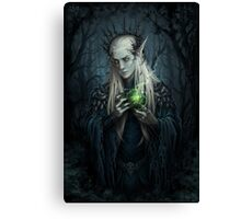 Time of spells Canvas Print