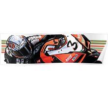 Max Biaggi - 2012 Aprilia RSV4 Poster