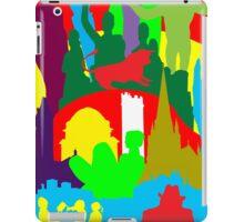 BIRMINGHAM (ENGLAND) SKYLINES iPad Case/Skin