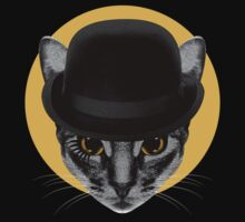 A Clockwork Cat Kids Tee
