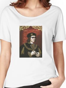 Richard III Thug Life   Women's Relaxed Fit T-Shirt