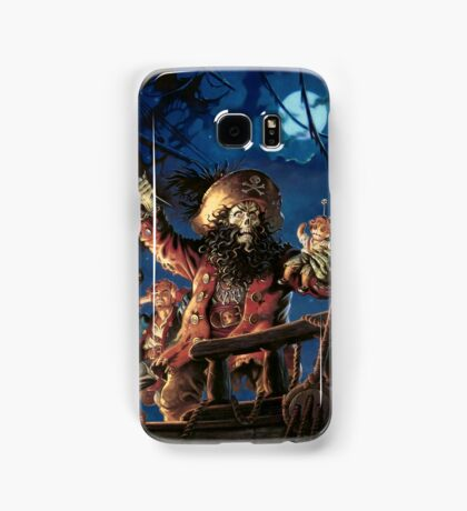 Monkey Island 2 Samsung Galaxy Case/Skin