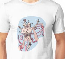 Nightmarish Sketch Unisex T-Shirt