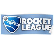 Rocket League (Logo) Poster