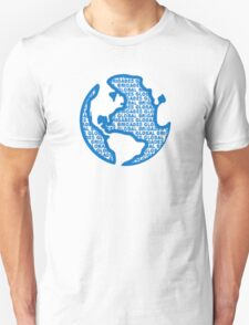Global Brigades - Blue T-Shirt