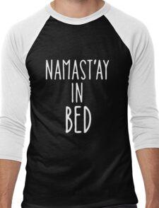 NaMaW Men's Baseball ¾ T-Shirt