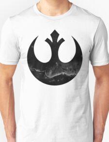 Cosmic Rebel Alliance Sigil - Grey T-Shirt