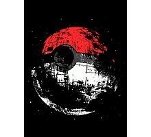 Pokemon/Star Wars Cross Over Photographic Print