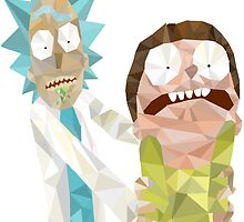 Rick and Morty  by Stub94