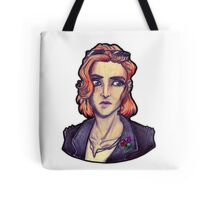 Punk!Scully Tote Bag