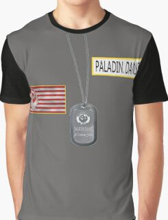 Paladin Danse T Shirt Graphic T-Shirt