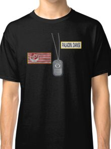 Paladin Danse T Shirt Classic T-Shirt