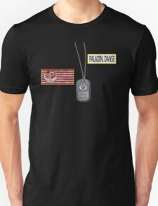 Paladin Danse T Shirt Unisex T-Shirt