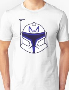 Chibi Captain Rex Helmet T-Shirt