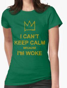 Woke Womens Fitted T-Shirt