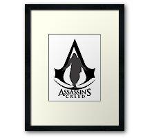 assassin's creed Framed Print
