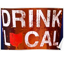 Drink Local 2 Poster