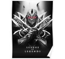 League of Legends | ZED Poster