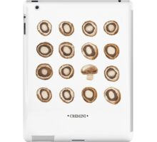 Mushroom Matrix iPad Case/Skin